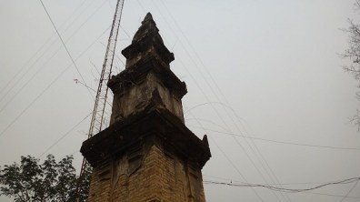 Vieng Thong - The Spire - The Only Thing That Survived The Town Bombings